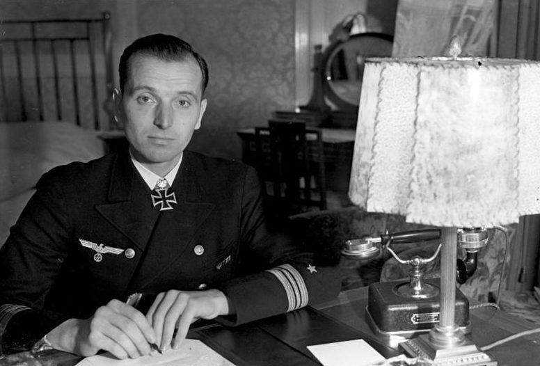 Отто Кпечмер. 1940 г.