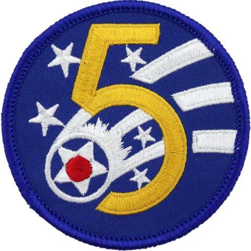5-й флот ВВС, созданный в 1941 г.