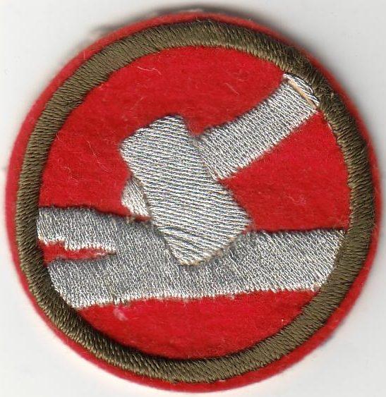 84-я пехотная дивизия. Созданная в 1944 году.