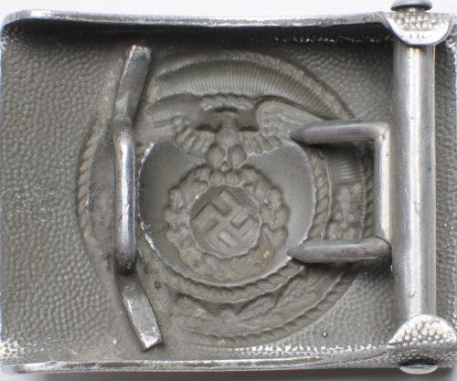 Алюминиевая пряжка NSFK.
