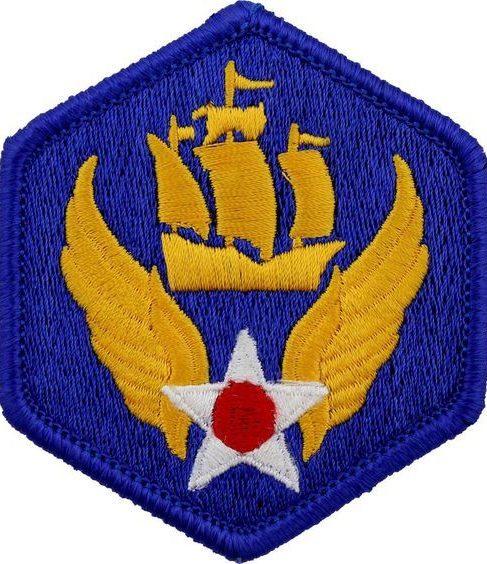 6-й флот ВВС, созданный в 1941 г.
