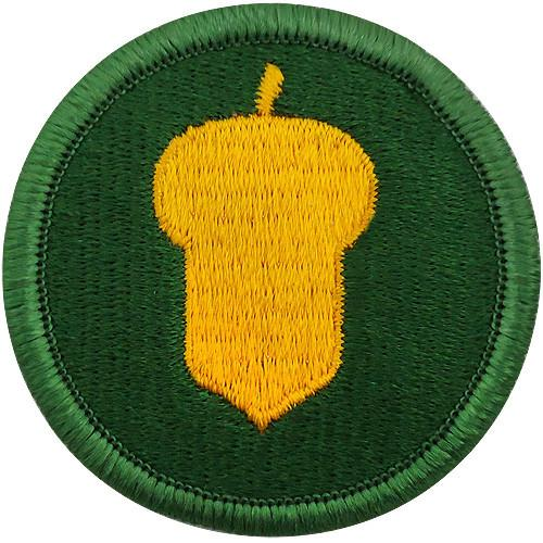87-я пехотная дивизия. Созданная в 1944 году.