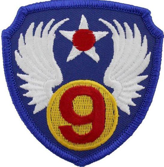 9-й флот ВВС, созданный в 1942 г.