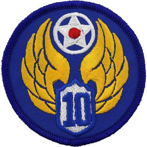 10-й флот ВВС, созданный в 1942 г.