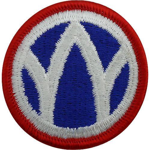89-я пехотная дивизия. Созданная в 1945 году.