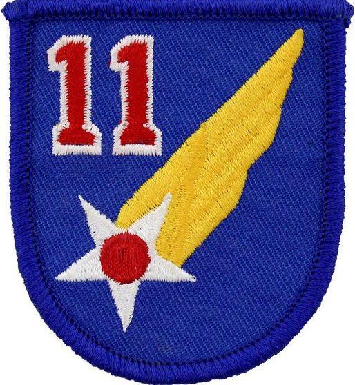 11-й флот ВВС, созданный в 1941 г.