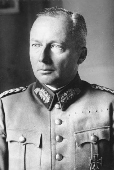 Ганс Клюге. Генерал-фельдмаршал.