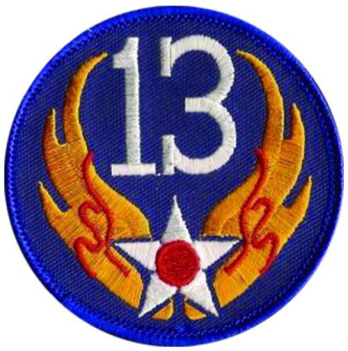 13-й флот ВВС, созданный в 1942 г.