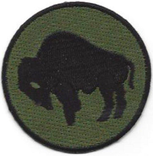 92-я пехотная дивизия. Созданная в 1942 году.