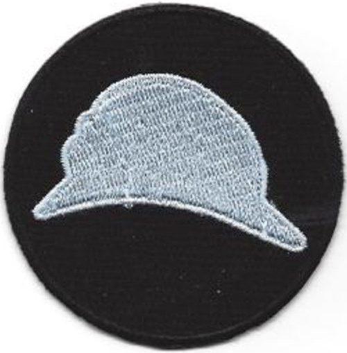 93-я пехотная дивизия. Созданная в 1943 году.