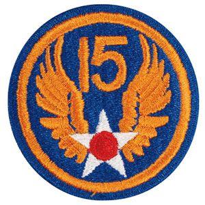 15-й флот ВВС, созданный в 1943 г.