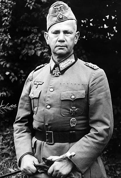 Вальтер Рейхенау. 1941 г.