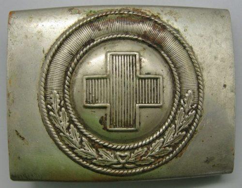 Пряжка рядового состава Немецкого Красного креста образца 1935 г.