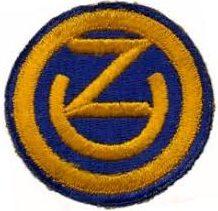 102-я пехотная дивизия. Развернутая в Европе в 1944 г.