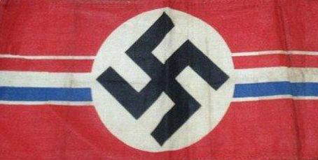 Нарукавные повязки Нидерландской национал-социалистической партии.