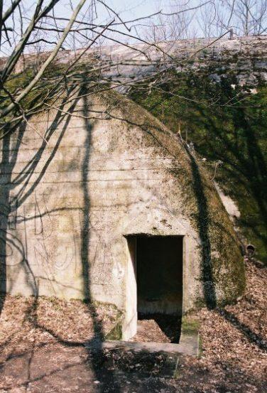 Боковые входы/выходы в ангар «Центр».