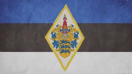 Нарукавная повязка Союза эстонской молодёжи.