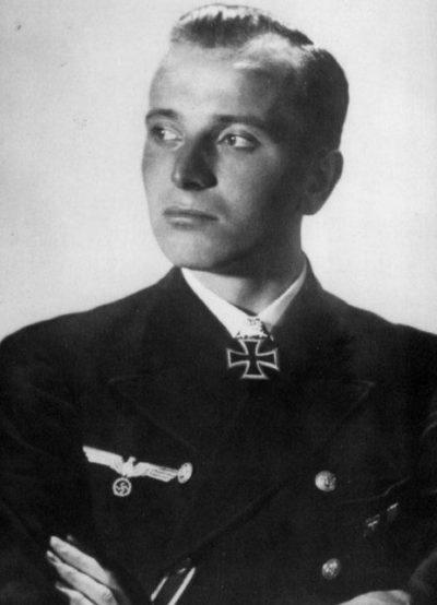 Кречмер Отто (Otto Kretschmer) (01.05.1912 — 05.08.1998)