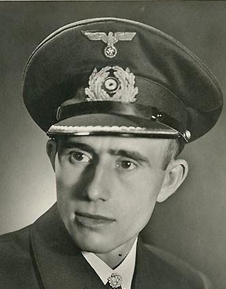 Либе Генрих (Heinrich Liebe) (29.01.1908 – 27.07.1997)