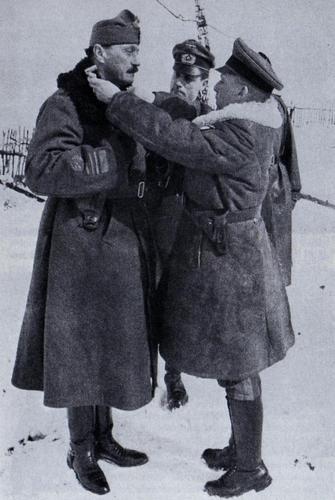 Готхард Хейнрици на Восточном фронте. 1941 г.