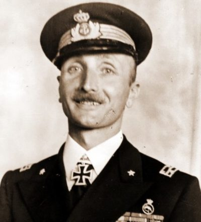 Карло Фечиа ди Коссато (Carlo Fecia di Cossato) (25.10.1908 - 27.08.1944)