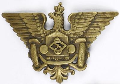 Памятный знак школы военных водителей.