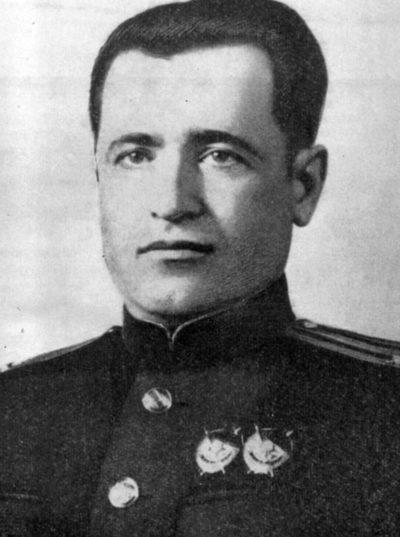 Щедрин Григорий Иванович (01.12.1912 – 07.01.1995)