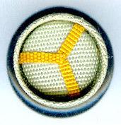 Орденская колодка (розетка) до 2003 г.