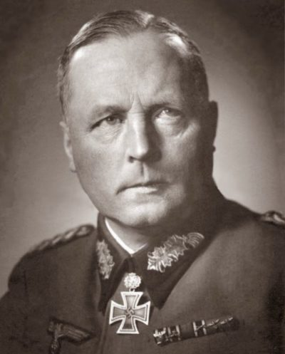 Ганс-Валентин Хубе. Генерал-полковник.