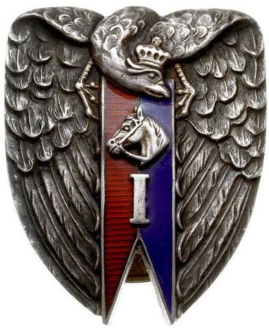 Памятный знак школы кавалерии №1.