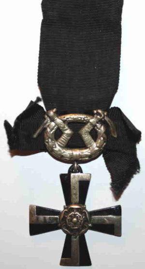 Крест Скорби (Крест Свободы для вдов).
