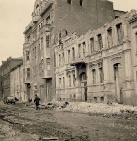 Зима в оккупации. Февраль 1942 г.