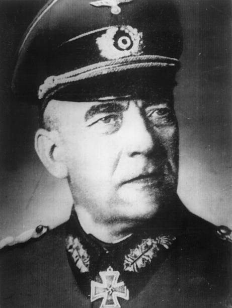 Николаус Фалькенхорст. Генерал-полковник.