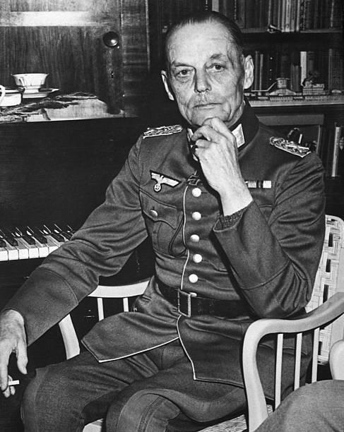 Герд фон Рунштедт. 1944 г.