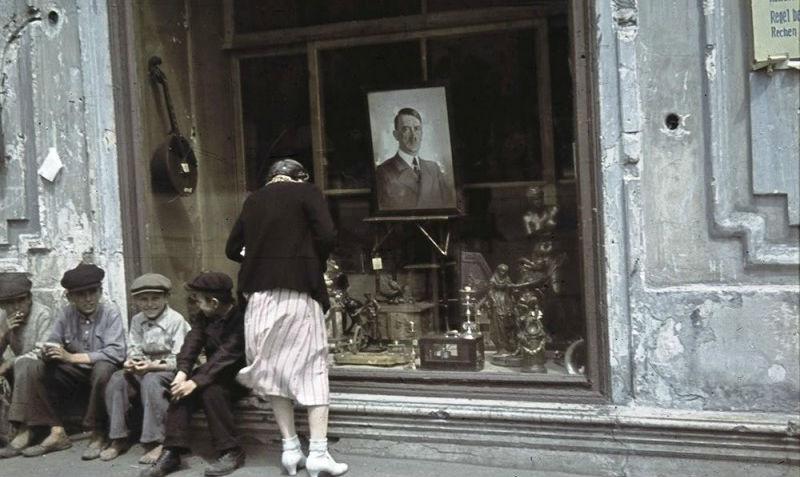 В оккупации. Лето 1942 г.