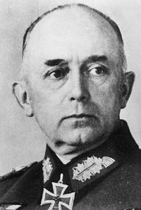Рихард Руофф. Генерал-полковник.