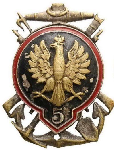 Памятный знак 5-го батальона саперов 2-й саперной группы войск.