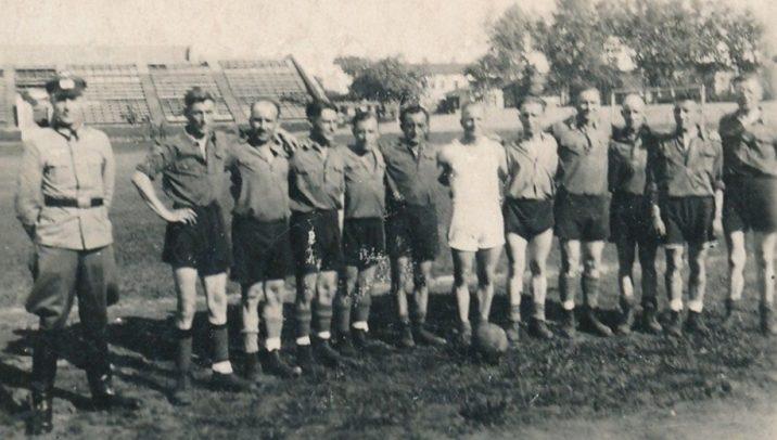 Стадион «Зенит». Лето 1942 г.