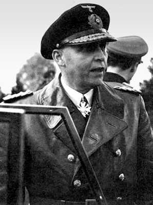 Ганс Фридебург. Генерал-адмирал.