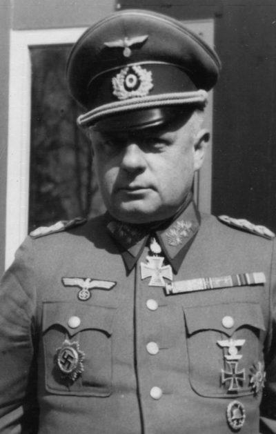 Йоханнес Фриснер. Генерал-полковник.