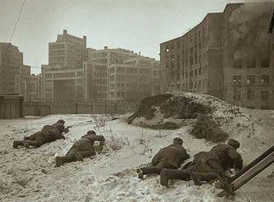 Штурм Госпрома. Февраль 1943 г.