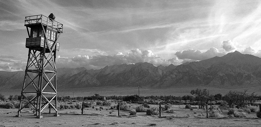 На страже « японского счастья». Лагеря интернированных. 1942 г.