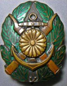 Аверс и реверс «Знака торпедиста» 1-й степени.