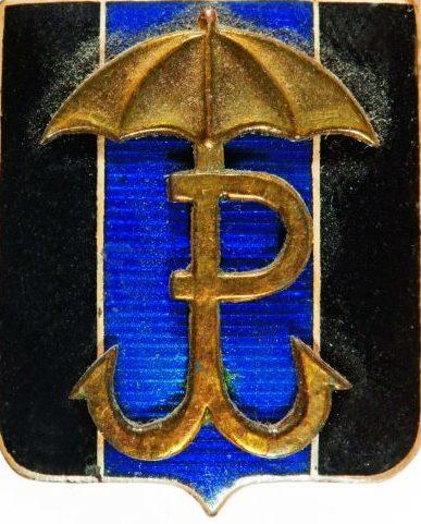 Памятные знаки батальона разведки Армии Крайовой «Парасоль».