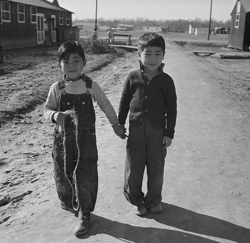 Друзья. Лагерь «Jerome». 1944 г.