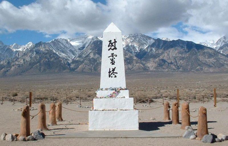 Памятник в Мансанаре - «чтобы утешить души мертвых».
