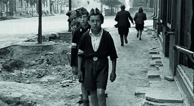 Мальчишки в рядах Сопротивления. Август-сентябрь 1944 г.