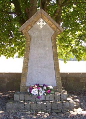 Муниципалитет My-city. Памятник погибшим воинам и жертвам обеих войн.