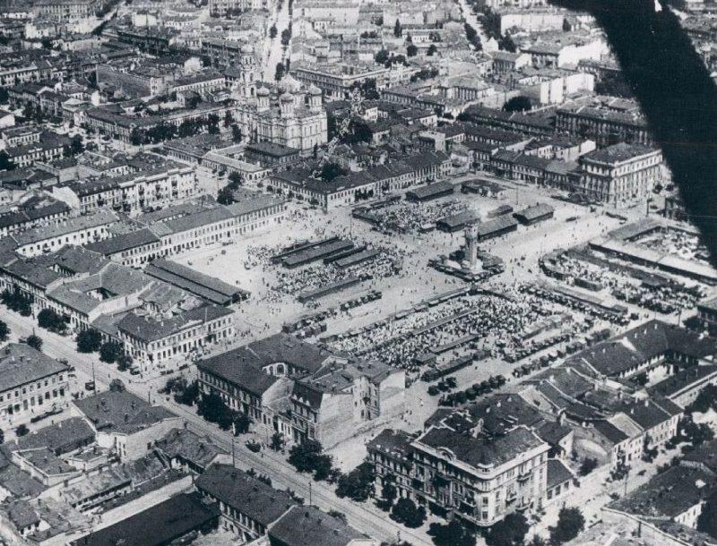 Одесса до войны. 1939 г.