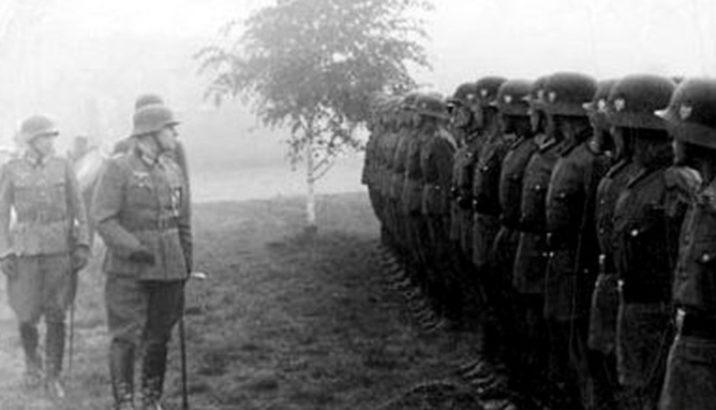 Украинский диверсионно-разведывательный батальон «Нахтигаль». Накануне войны. 1941 г.